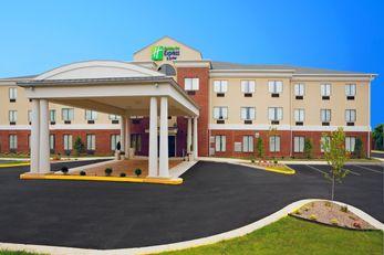 Holiday Inn Express Thornburg