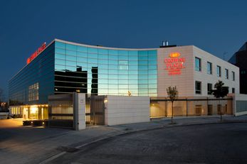 Crowne Plaza Hotel Madrid Airport