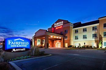 Fairfield Inn & Suites Chattanooga South