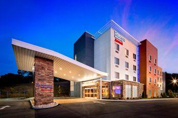 Fairfield Inn & Stes Monaca