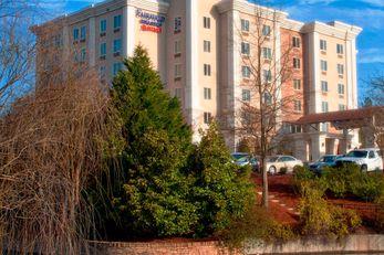 Fairfield Inn & Stes Durham Southpoint