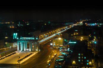 Holiday Inn St Petersburg-Moskovskye Vor