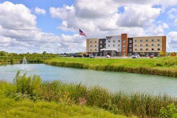 Fairfield Inn & Suites Warrensburg