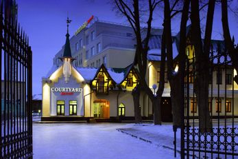 Courtyard Nizhny Novgorod City Center