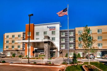 Fairfield Inn & Sts Oklahoma City Yukon