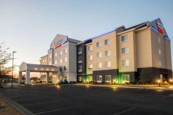 Fairfield Inn & Suites Muskogee