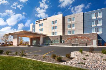 SpringHill Suites Marriott Idaho Falls