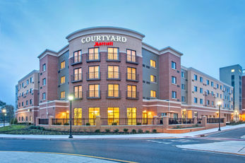 Courtyard Glassboro Rowan University