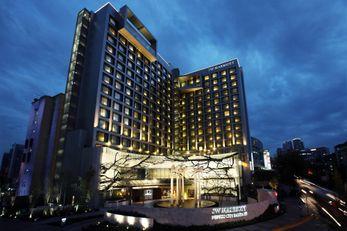JW Marriott Mexico City Santa Fe