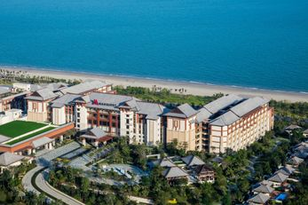Xiamen Marriott Hotel & Conference Ctr
