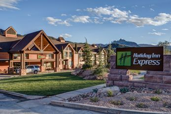 Holiday Inn Express Springdale-Zion Natl