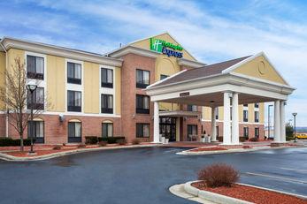 Holiday Inn Express & Suites Martinsvill