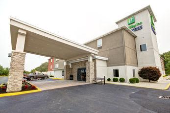 Holiday Inn Express Columbus South-Obetz