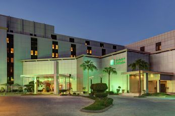 Holiday inn Riyadh-Al Qasr