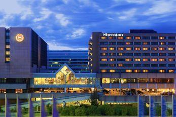 Sheraton Frankfurt Arpt Hotel & Conf Ctr