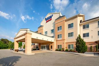 Fairfield Inn & Suites South Boston