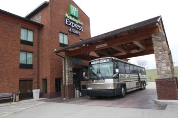 Holiday Inn Express and Suites Donegal
