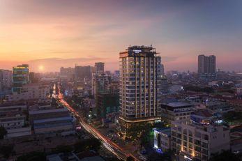 Courtyard Phnom Penh