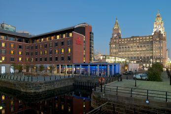 Crowne Plaza Hotel Liverpool City Centre