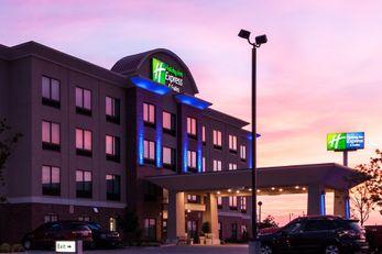 Holiday Inn Express & Sts El Reno