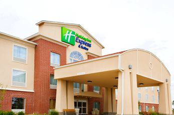 Holiday Inn Express Shamrock N