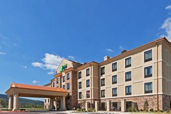 Holiday Inn Express Hotel/uites Poteau