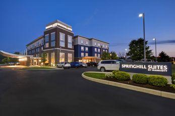 SpringHill Suites Indianapolis Airport