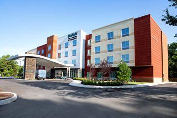 Fairfield Inn & Suites Richmond Airport