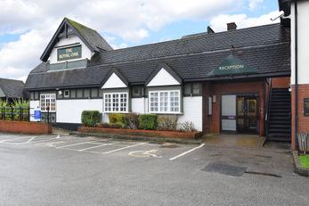 Royal Oak Hotel Wirral