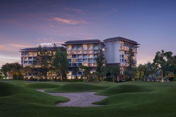 Le Meridien Suvarnabhumi, Golf & Spa