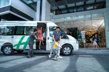 Holiday Inn & Suites Saigon Airport
