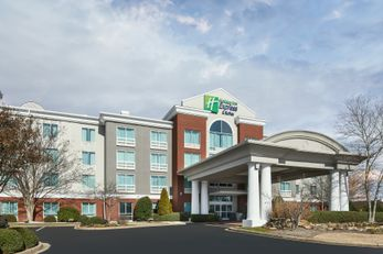 Holiday Inn Express/Suites I-26 & US 29
