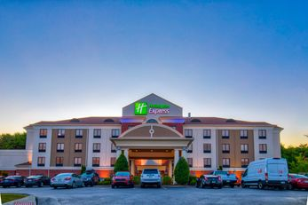 Holiday Inn Express Johnson City