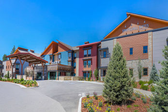 SpringHill Suites Truckee