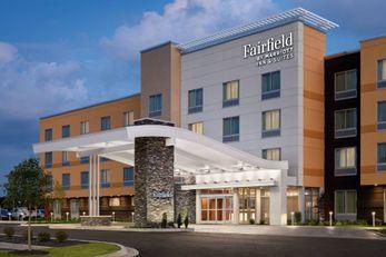 Fairfield Inn & Suites Medical Center