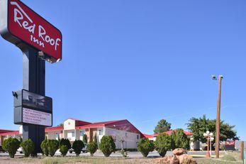 Red Roof Inn Van Horn