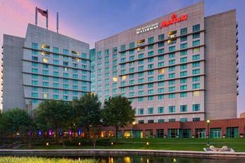 The Woodlands Waterway Marriott Hotel