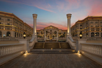 The St. Regis Almasa Hotel, Cairo