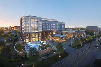 UNC Charlotte Marriott Hotel & Conf Ctr