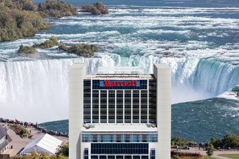Niagara Falls Marriott on the Falls