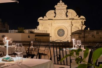 Hotel Patria Palace Lecce