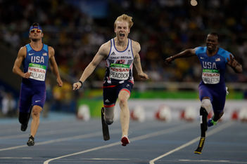 Paralympians Get TV Spotlight of Their Own