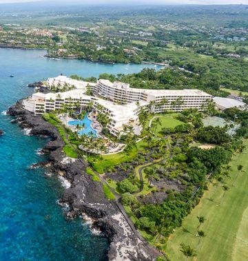 Sheraton Kona Resort & Spa Keauhou Bay