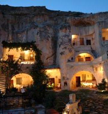Elkep Evi Cave Hotel Cappadocia