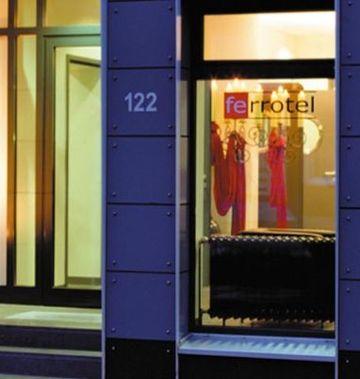 Ferrotel Duisburg Partner of SORAT Hotel