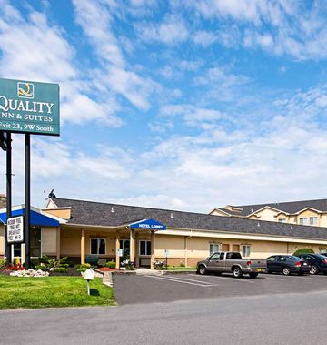 Quality Inn & Suites Glenmont - Albany S