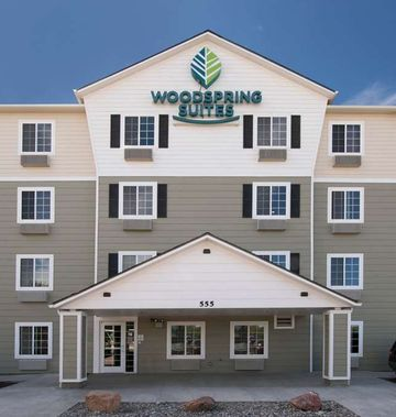 WoodSpring Suites Colorado Springs Arpt