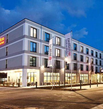 Hilton Garden Inn Munich Messe