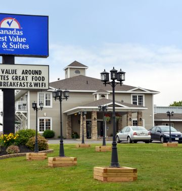 Canadas Best Value Inn/StesCharlottetown