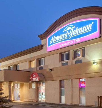 Howard Johnson Express Inn-Winnipeg West